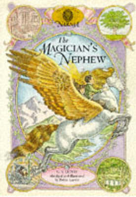 The Magician's Nephew: Graphic Novel by C.S Lewis