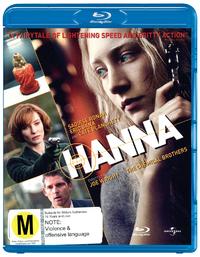 Hanna on Blu-ray