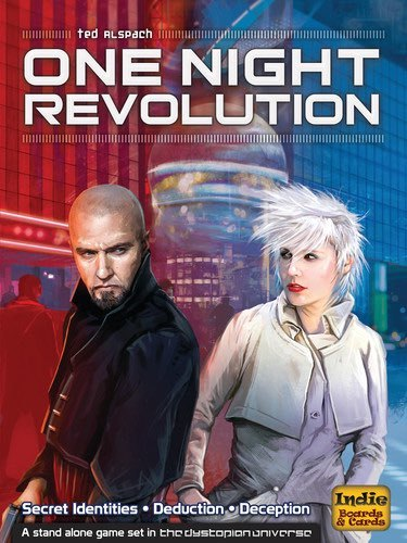 One Night Revolution - Card Game
