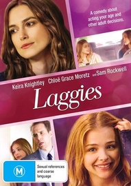 Laggies on DVD