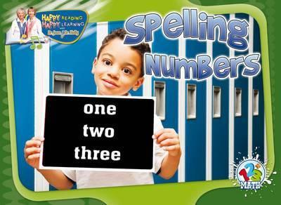 Spelling Numbers by Dr Jean Feldman image