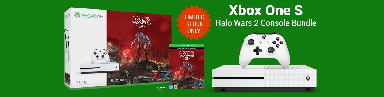 XB Halo bundle