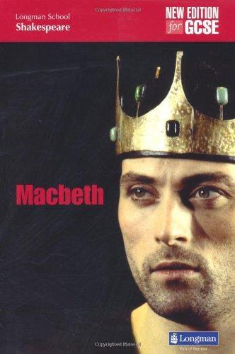 Macbeth (new edition) by W Shakespeare