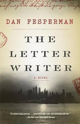 The Letter Writer by Dan Fesperman image
