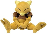 "Pokémon – 8"" Abra – Basic Plush"