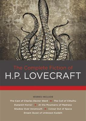 The Complete Fiction of H. P. Lovecraft by H.P. Lovecraft image