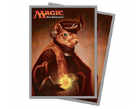 Magic the Gathering Unstable Sleeves: Earl of Squirrel (120)