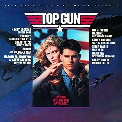 Top Gun (Original Soundtrack) by TOP GUN / O.S.T.