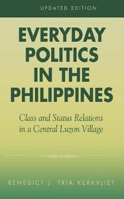 Everyday Politics in the Philippines by Benedict J. Tria Kerkvliet image