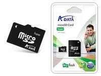 Adata Super Micro Secure Digital 1GB image