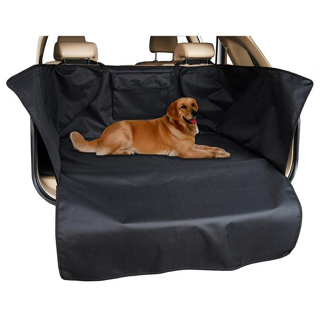 Ape Basics: Dog Car Boot Waterproof Cargo Cover