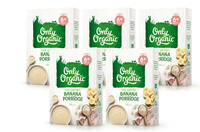 Only Organic: Stage 2 Banana Porridge (5 x 200g)