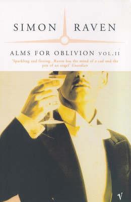 Alms For Oblivion Vol II by Simon Raven image