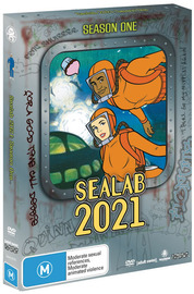 Sealab 2021 - Season 1 on DVD