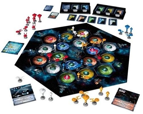 Catan: Star Trek image
