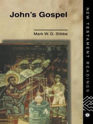 John's Gospel by Mark W.G. Stibbe image