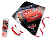 Disney Plastic Diamond Kite - Cars