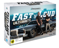 Fast N' Loud Ultimate Collector's Set on DVD