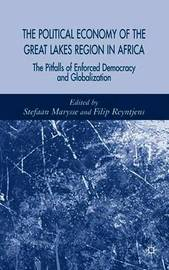 The Political Economy of the Great Lakes Region in Africa by Stefaan Marysse image
