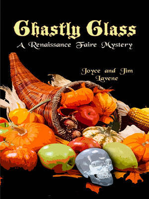 Ghastly Glass by Joyce Lavene image