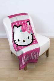 Hello Kitty Fleece Blanket image