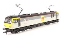 Hornby: EWS Co-Co 'Brahms' '92016' Class 92