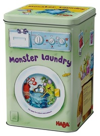 Monster Laundry - Children's Game