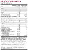 BSN Endorush Pre-Workout - Blue Raspberry (30 Serves, 390g) image