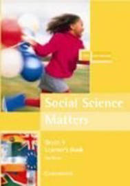 Social Science Matters Grade 4 Learner's Book by Sue Heese image