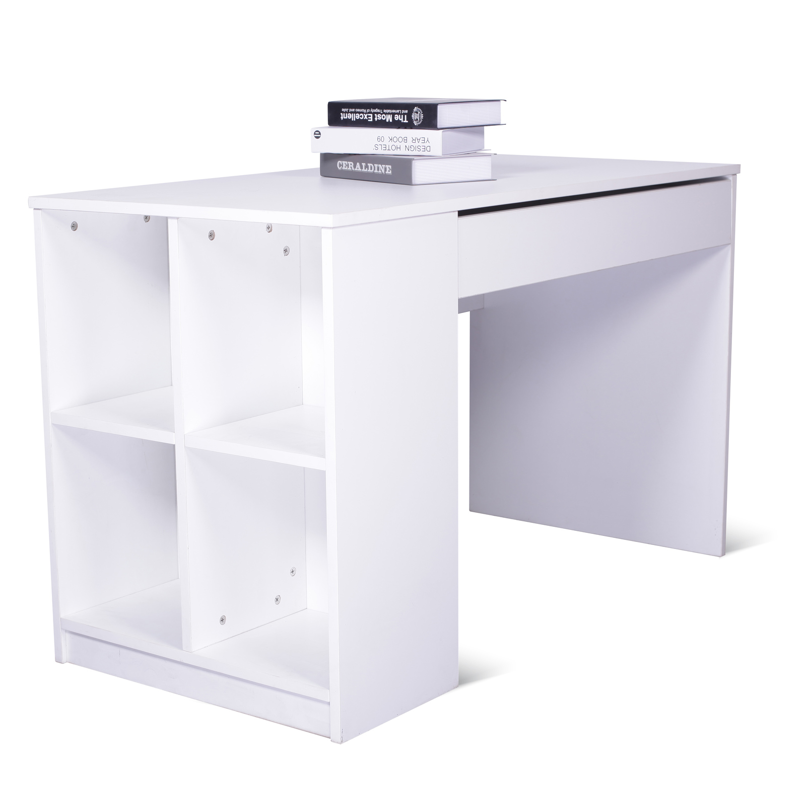 Gorilla Office: Home Office Desk with Shelves image