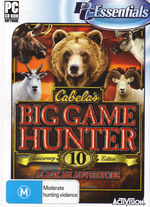 Cabela's Big game Hunter 2007 Alaskan Adventures for PC Games