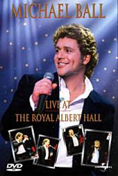Michael Ball Live at the Albert Hall on DVD