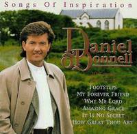 Songs Of Inspiration by Daniel O'Donnell