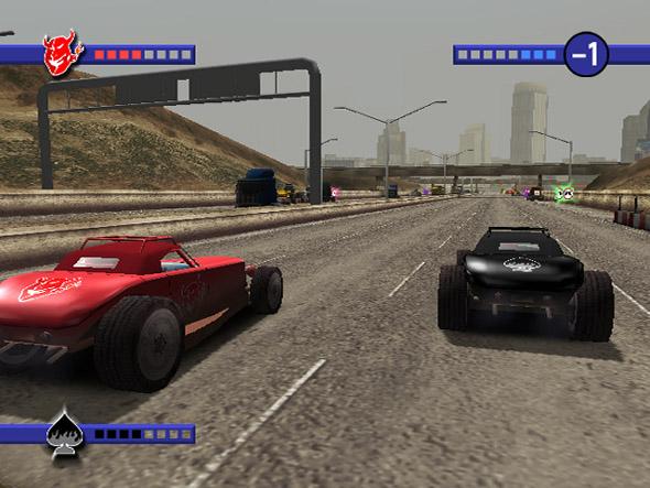 Mashed for PlayStation 2 image