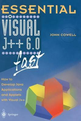 Essential Visual J++ 6.0 fast by John R. Cowell image