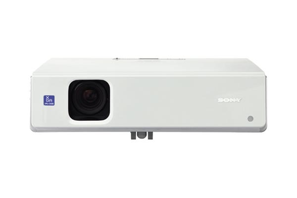 Sony Projector LCD 3000 Lumen Wireless XGA VPLCX85