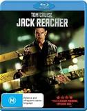 Jack Reacher on Blu-ray