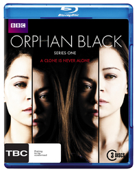 Orphan Black - The Complete First Season on Blu-ray