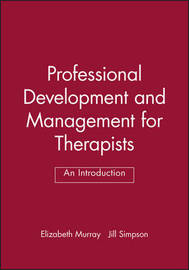 Professional Development and Management for Therapists image