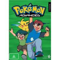 Pokemon Season 6: Advanced DVD