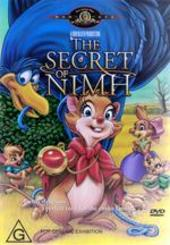 The Secret Of NIMH on DVD