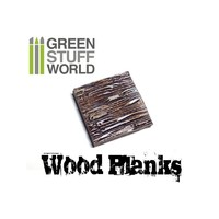 Green Stuff World Texture Rolling Pin: Planks image
