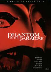 Phantom Of The Paradise on DVD