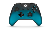 Xbox One Wireless Controller - Ocean Shadow Special Edition (with Bluetooth) for Xbox One image