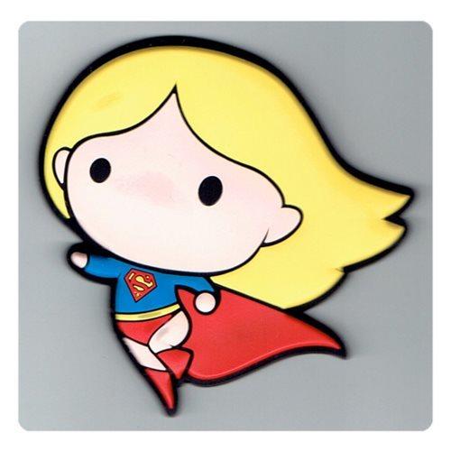 DC Originals - Supergirl Chibi Magnet image