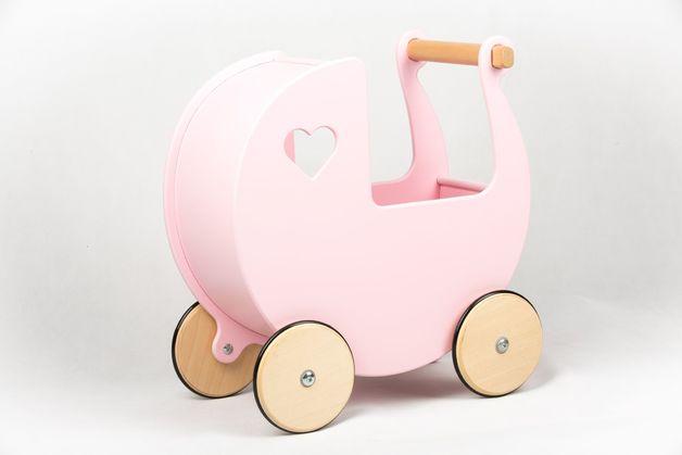 Moover Doll's Pram - Pink