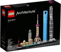 LEGO Architecture - Shanghai (21039)