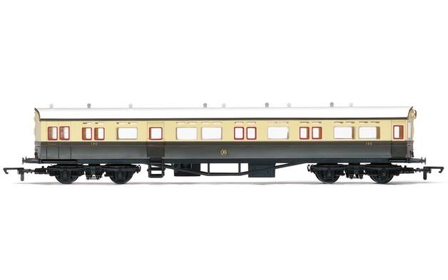 Hornby: GWR, 63' Collett A30 Autocoach, 190