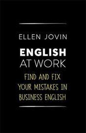 English at Work by Ellen Jovin