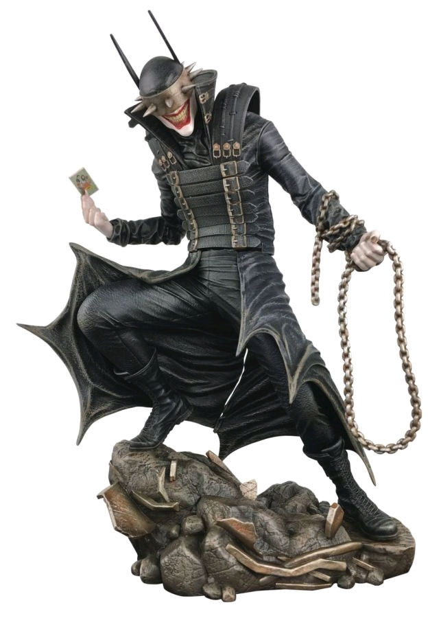 "DC Gallery: Batman Who Laughs - 9"" Statue image"